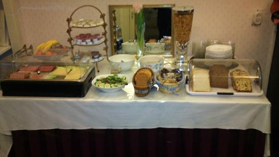 Hotel Verdi: desayuno del hotel