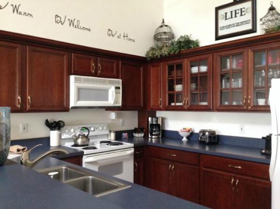 โอเชียนชอส์, วอชิงตัน: Full Kitchen - nicely equipped!