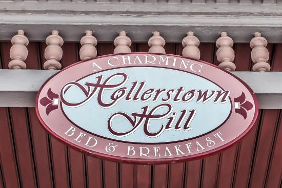 Welcome to Hollerstown Hill B&B