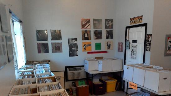 Captain's Vinyl
