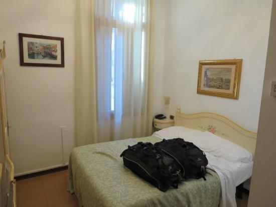 Hotel Mercurio: Room #27