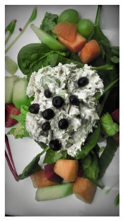 Cork & Bottle : Chicken Salad Salad