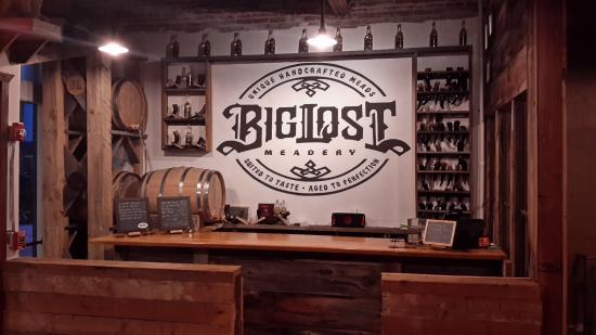 Big Lost Meadery and Brewery