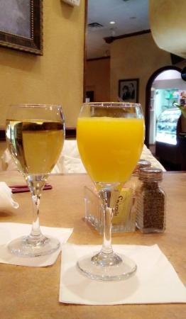 Cafe de France Restaurant: Mimosa