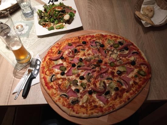 Beste Pizza In Karlsruhe