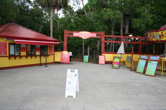 Welcome To The Zoo Picture Of Central Florida Zoo Botanical Gardens Sanford Tripadvisor