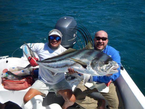 My wife 39 s rooster fish picture of papagayo gulf sport for My fishing advisor