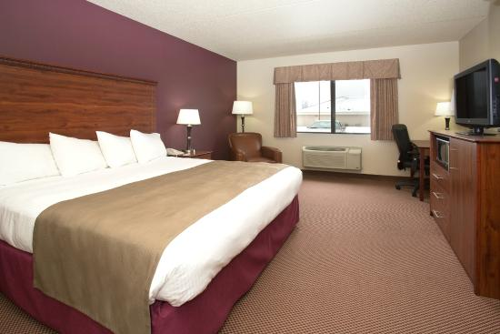 AmericInn Lodge & Suites New London : Guestroom