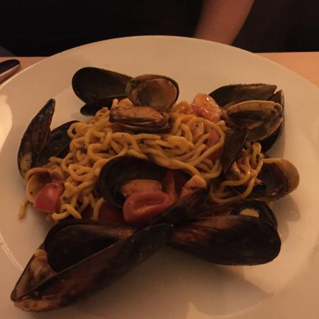 Le Segrete : Wonderful dinner