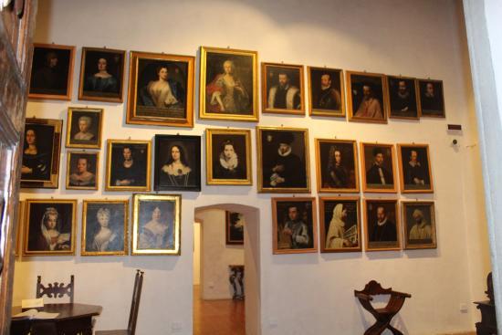 Palazzo Ducale : Portraits.