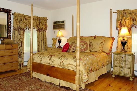 Hartwell House Inn: Martin Van Buren Suite