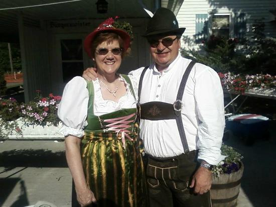 ‪‪Ferg's Bavarian Village‬: Octoberfest‬