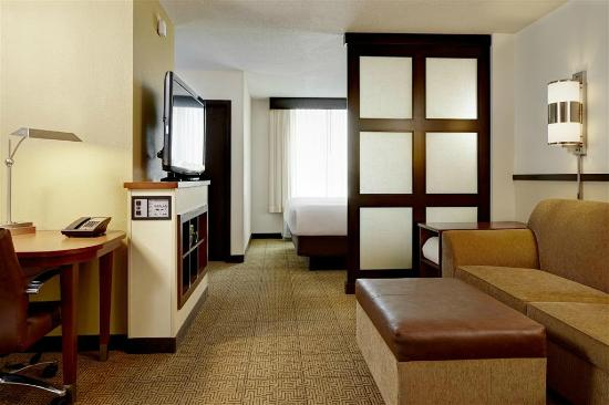 Hyatt Place Germantown: Interior
