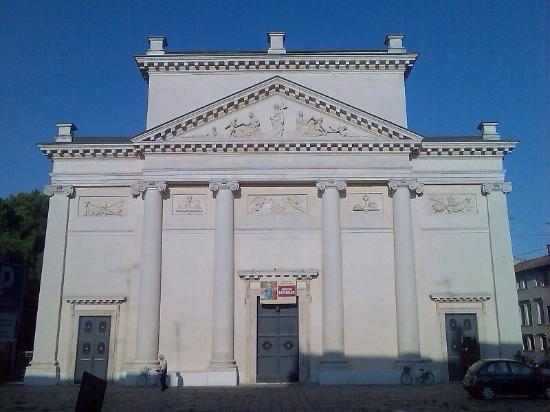 Rovigo, Italy: Facciata