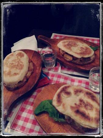 Frattamaggiore, Italie : panini