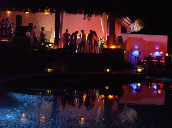 Tentaciones Hotel: Dance Floor