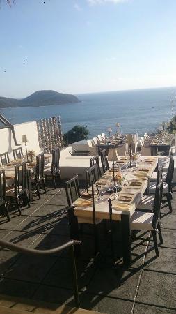 Tentaciones Hotel : Dining Area