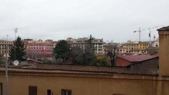 Feliz in Roma: View from the room