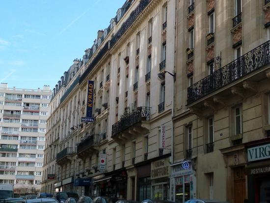 Hotel Kyriad Paris Italie Gobelins