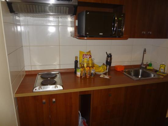 أوجستينا سويت: Kitchen