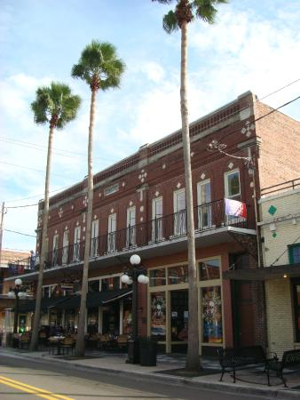 city of ybor cigar factory building the very eclectic shop la france picture of ybor city tampa