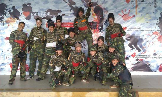 Danang Paintball Club