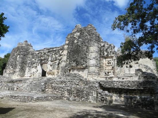 Zona Arqueológica El Hormiguero