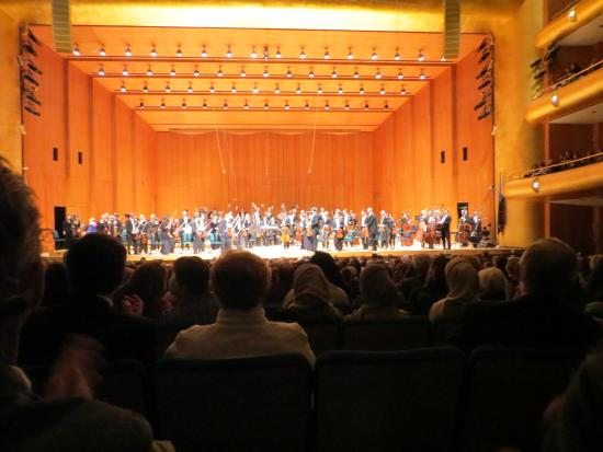 Abravanel Hall: Applause for the Utah Symphony