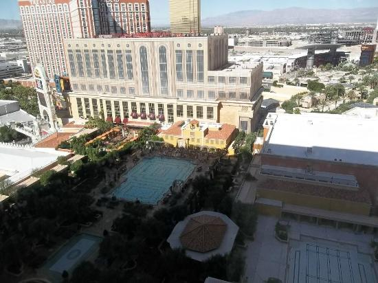 View Of Swimming Pool Picture Of The Venetian Las Vegas Las Vegas Tripadvisor