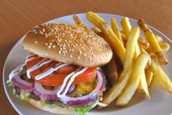 Burger and Bento: Bollywood Burger