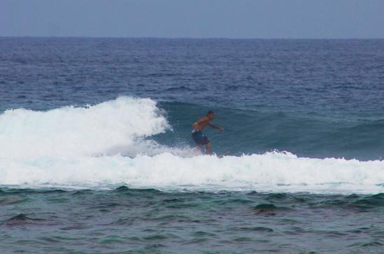 Kiteboarding at Decameron Marazul : surf
