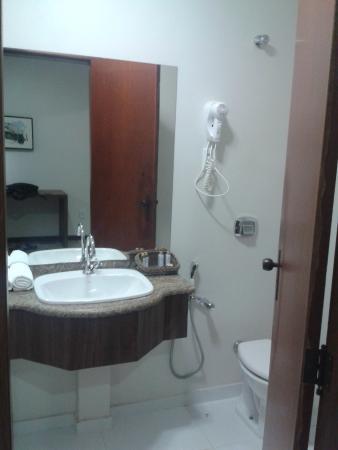 Hotel Darroa Sorriso: Vista Interna Apartamento