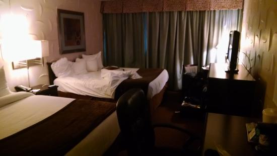 BEST WESTERN Albany Airport Inn: room