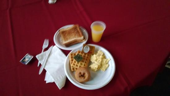 BEST WESTERN Albany Airport Inn: breakfast