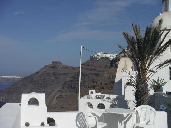 Hotel Villa Renos Fira Santorini