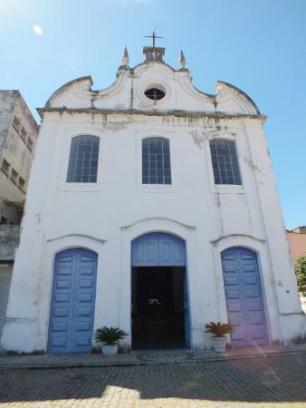 Sao Goncalo Church: A fachada da igreja