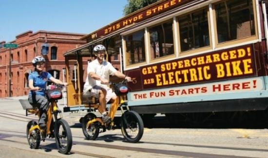 Blazing Saddles Bike Rentals and Tours (San Francisco