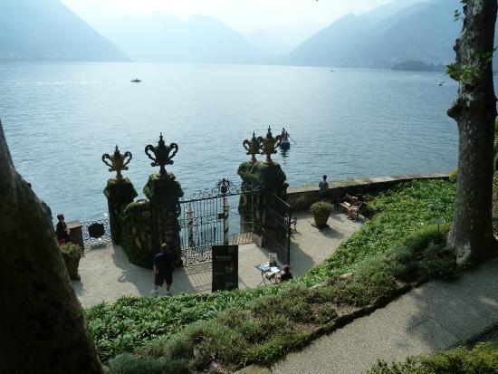 Villa del Balbionello, on Lake Como (worth a visit) - Picture of ...