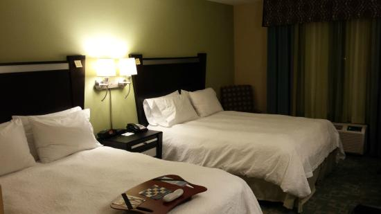 Hampton Inn & Suites Beach Boulevard/Mayo Clinic Area: Clean rooms