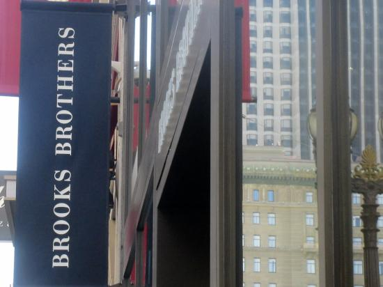 Brooks Brothers专卖店