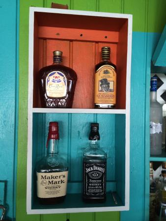 Sandy Island : Bar