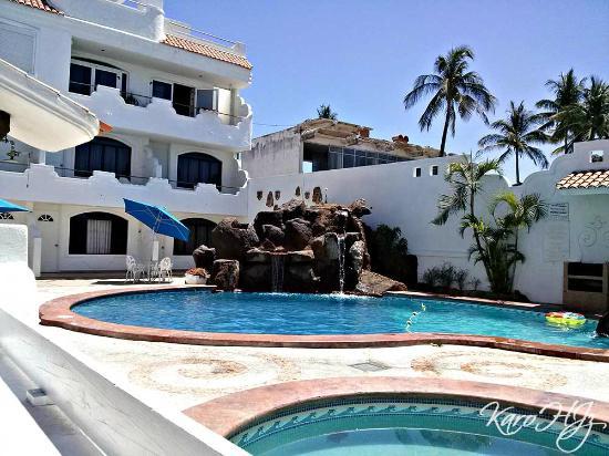 Hotel vistamar mazatl n sinaloa opiniones y for Villas y bungalows en mazatlan