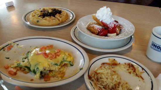 Ihop Best Breakfast Restaurant
