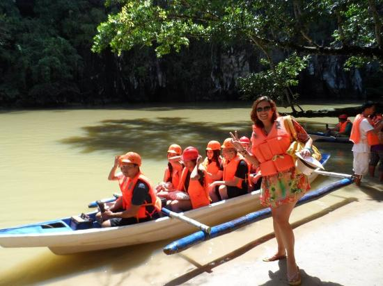 The Legend Palawan : Puerto Princesa Underground River