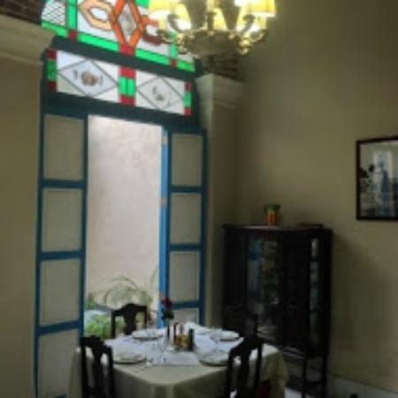 Foto de La Casa de Concordia, La Habana: Vista del comedor y una de ...