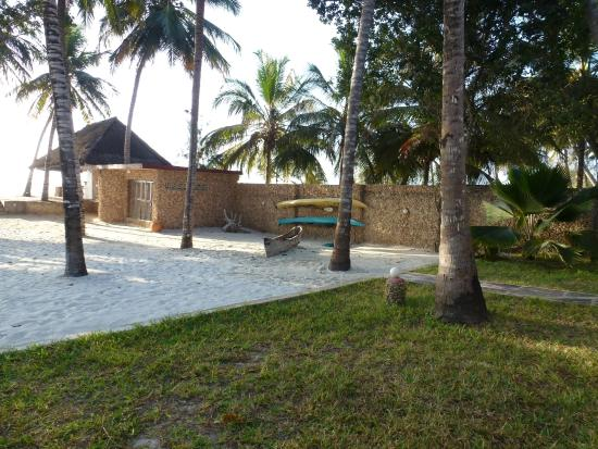 Kusini Beach Cottages: Kusini