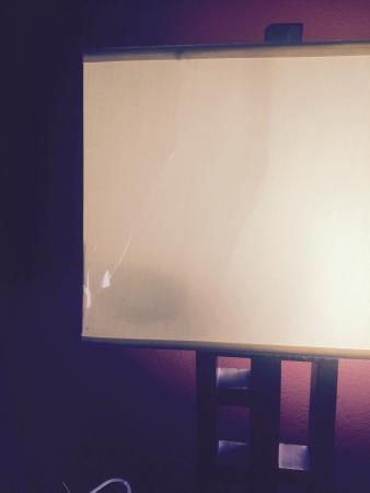 Holiday Inn Atlanta - Northlake: Lamp shade in room