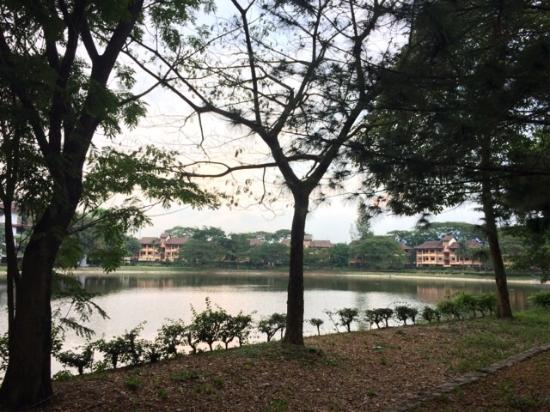 Flamingo Hotel by the Lake: A lovely lake that made me a lot of memories