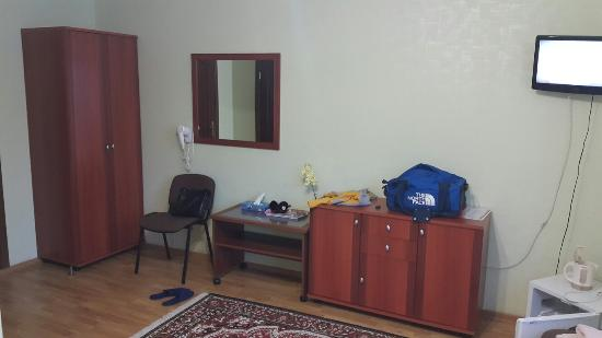 Dilizhans Hotel: Комната за 2500