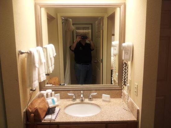 Homewood Suites Tallahassee: Bathroom